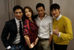 Kim Woo_Kim Ei Ah_Jino_Jin K